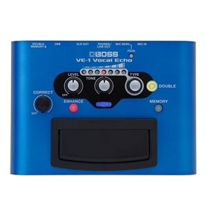 Effect Guitar Boss VE1