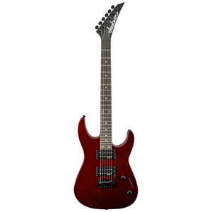 Jackson JS12 Dinky Metallic Red electric guitar